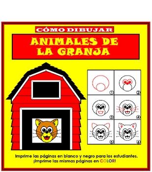 Como Dibjuar Animales de la Granja