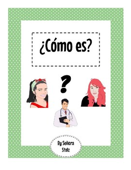Como Es: forming descriptive sentences with ser and adjetivos