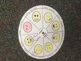 Como Estas Hoy - Spanish Emojis Emotions Wheel