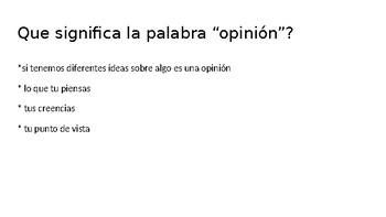 Como Hacer un Ensayo de Opiniones