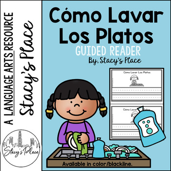 Cómo Lavar Los Platos (How to Wash Dishes, no prompts)