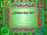 ¿Cómo Soy Yo? Spanish Personal ID Review Assessment Model
