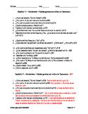 Como agua para chocolate - Capítulo 11 - Preguntas de comprensión