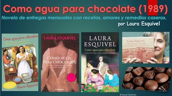 Como agua para chocolate | Like Water for Chocolate | Laura Esquivel