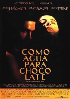 Como agua para chocolate Movie Guide Like Water for Chocolate English & Spanish