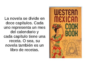 Como agua para chocolate por Laura Esquivel