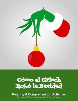 Cómo el Grinch Robó la Navidad - Reading Activity