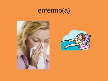 Como estas Spanish Feelings or Emotions with Estar PowerPoint PPT