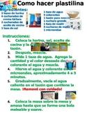 Como hacer plastilina - How to Make Playdough