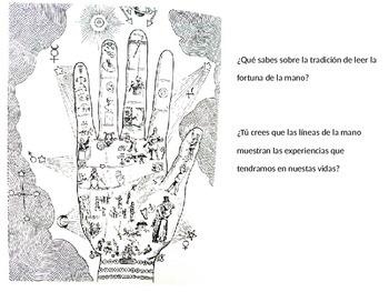 Como leer el futuro de la mano  / how to read the future in your palm