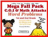 Comon Core C.G.I and Math Attack Mega Fall Pack!