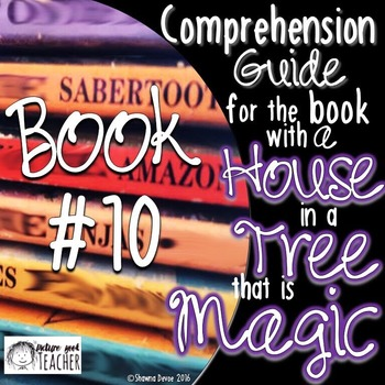 Comp Guide for the book with a HOUSE in a TREE that is MAGIC BOOK 10