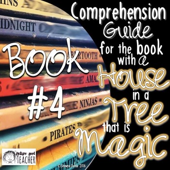 Comp Guide for the book with a HOUSE in a TREE that is MAGIC BOOK 4