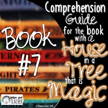 Comp Guide for the book with a HOUSE in a TREE that is MAGIC BOOK 7