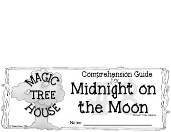 Comp Guide for the book with a HOUSE in a TREE that is MAGIC BOOK 8