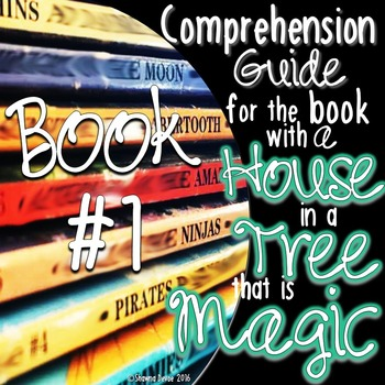 Comp Guide for the book with a HOUSE in a TREE that is MAGIC BOOK 1
