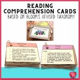 Reading Comprehension Strategies Based on Bloom's Revised Taxonomy