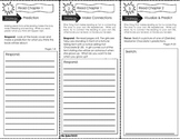 "Comp. Trifold for ""Nancy Drew: Case of the Sneaky Snowman"""