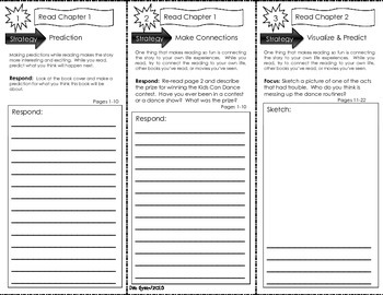"Comp. Trifold for ""Nancy Drew and the Clue Crew: Dance Off"