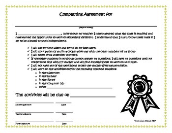 Compacts and Contracts- Who Do I Look For?