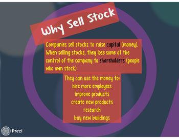 Companies and Stocks Presentation
