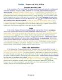 Companion Book Sample Essay- Sequence & Order