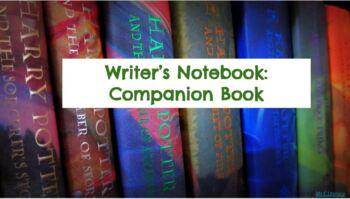 Companion Book Writer's Notebook