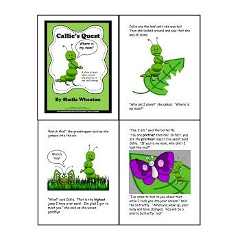 Companion Books for Inflectional Suffixes: A Growing Words Packet