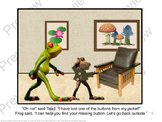 "Companion Materials for ""Frog and Toad: A Lost Button"""