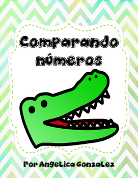 Comparando números (Comparing numbers SPANISH)