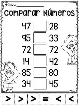 Comparar Numeros