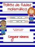 Comparar Numeros Compare Numbers