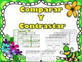 Comparar y Contrastar - Compare and Contrast - Spanish
