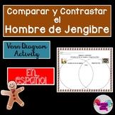 Comparar y Contrastar-Hombre de Jengibre
