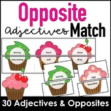 Opposite Adjectives Matching Activity