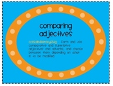 Comparative Adjectives PowerPoint and Activity