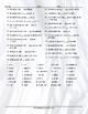 Comparative Adjectives Wacky Trails Spanish Worksheet