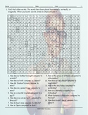 Comparative Adjectives Word Search Worksheet