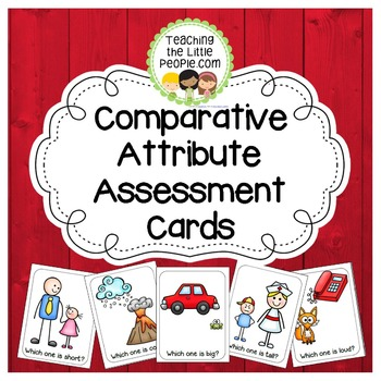 Comparative Attribute Assessment Cards