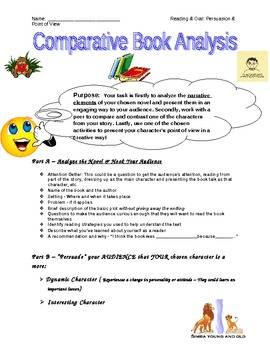 Comparative Book Analysis Report