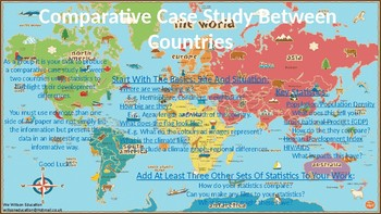 Comparative Case Study Between Countries