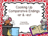Comparative Endings -er and est : Adjectives that Compare