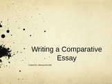 Comparative Essay Introduction PowerPoint