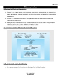Comparative International Management for students and teachers
