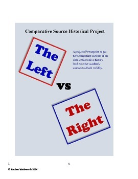 Comparative Source Historical Project