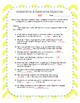 Comparative & Superlative Adjective Worksheet