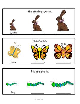 Comparative/Superlative - Spring Edition