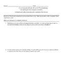 Comparative Word Problems (Division) *NBT.A.1*OA.A.2*