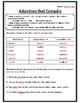Comparative Worksheet Comparative and Superlative Adjectives Worksheet #1