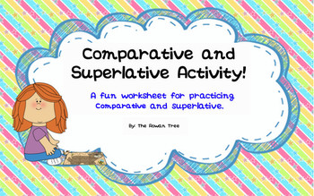 Comparative and Superlative Activity